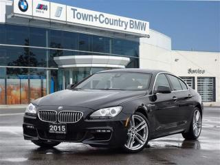 Used 2015 BMW 650i Xdrive Gran Coupe M Sport Package for sale in Markham, ON