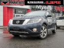 Used 2016 Nissan Pathfinder PLATINUM, NAV, LEATHER, PAN ROOF ONLY 12,000KM for sale in Orleans, ON