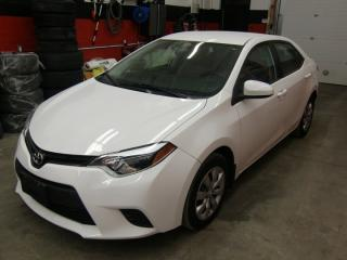Used 2014 Toyota Corolla LE for sale in Woodbridge, ON