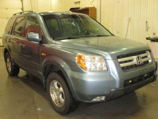 Used 2008 Honda Pilot SE for sale in Grande Prairie, AB