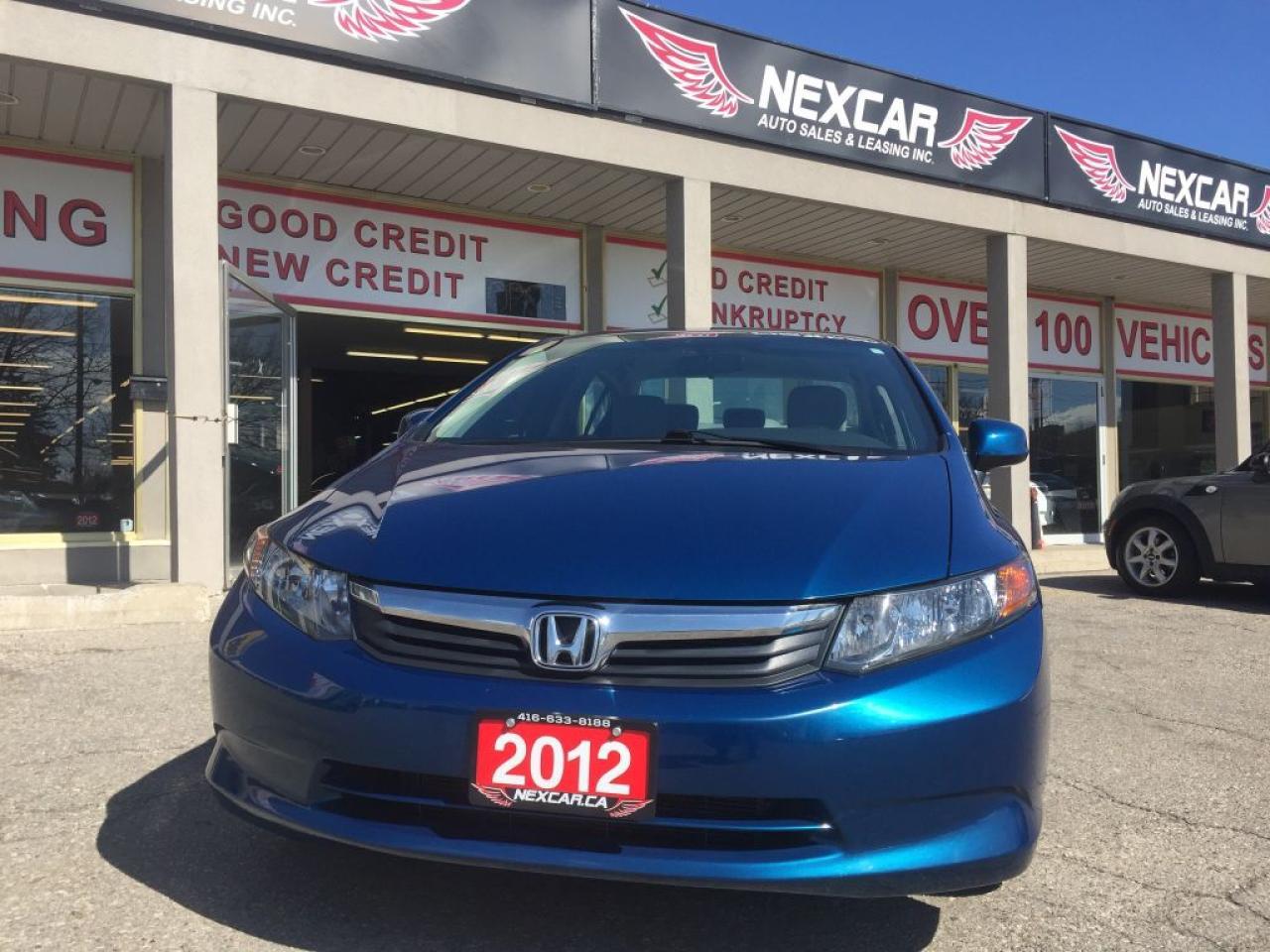 Photo of Blue 2012 Honda Civic