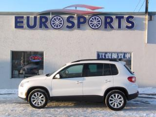 Used 2010 Volkswagen Tiguan COMFORT LINE for sale in Newmarket, ON