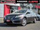 Used 2015 Nissan Sentra SV, Manual trans, INTELLIGENT KEY TECHNOLOGY for sale in Orleans, ON