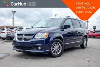New 2015 Dodge Grand Caravan SXT Premium Plus|Navi|DVD|Backup Cam|Bluetooth|Pwr Sliding Doors|17
