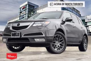 Used 2011 Acura MDX 6sp at Accident Free| Bluetooth| Heated Seat for sale in Thornhill, ON