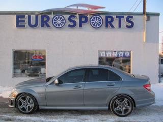 Used 2009 Mercedes-Benz C63 AMG PREMIUM for sale in Newmarket, ON