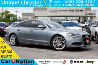 Used 2013 Audi A6 3.0T| QUATTRO| NAV| AUDI DRIVE SELECT| PARK AID for sale in Burlington, ON