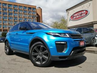 Used 2018 Land Rover Evoque LANDMARK SPECIAL EDITION | CLEAN CARFAX | NAVI | CAM | PANO for sale in Scarborough, ON