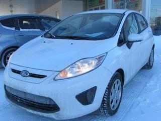 Used 2013 Ford Fiesta 1.6 SE for sale in L'ile-perrot, QC