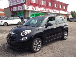 Used 2014 Fiat 500 L Sport ***POWER MOON ROOF***BEATS BY DRE SPEAKERS** for sale in Ajax, ON