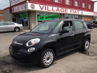 Used 2014 Fiat 500 L Pop ***PANORAMIC MOONROOF***CARGO SHELF*** for sale in Ajax, ON