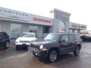 Used 2015 Jeep Patriot HIGH ALTITUDE 4X4 LEATHER,PWR/SUNROOF,REMOTE START for sale in Ajax, ON