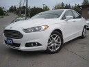 Used 2013 Ford Fusion SE / LEATHER for sale in Bradford, ON