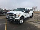 Used 2015 Ford F-250 XLT CREW 4X4 DIESEL for sale in Edmonton, AB