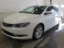 Used 2015 Chrysler 200 Limited - HEATED STEERING WHEEL - HEATED FRONT SEATS - REAR BACK UP CAMERA for sale in Edmonton, AB