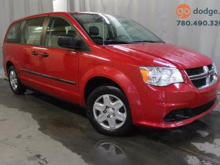 Used 2012 Dodge Grand Caravan SE / UCONNECT VOICE COMMAND WITH BLUETOOTH for sale in Edmonton, AB
