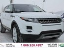 Used 2015 Land Rover Evoque Pure Premium - CPO 6yr/160000kms manufacturer warranty included until March 22, 2021! CPO rates starting at 2.9%! Local One Owner Trade In   No Accidents   Navigation   Surround Camera System   Parking Sensors   Adaptive Xenon Headlamps   Panoramic Glass  for sale in Edmonton, AB