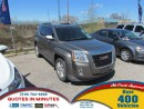Used 2012 GMC Terrain SLE-2 | AWD | ALLOYS | CLEAN for sale in London, ON