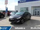 Used 2013 Hyundai Elantra Coupe Leather Navigation for sale in Edmonton, AB