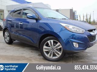 Used 2015 Hyundai Tucson Limited NAV/SUNROOF/3M/LEATHER for sale in Edmonton, AB