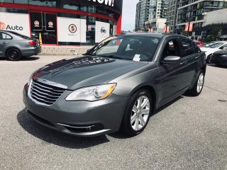 Used 2013 Chrysler 200 Touring for sale in Richmond, BC