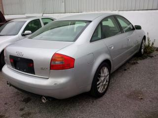 Used 2004 Audi A6 2.7T 6-Speed Quattro for sale in Barrie, ON