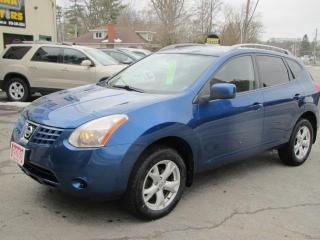 Used 2009 Nissan Rogue SL AWD for sale in Brockville, ON