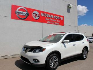 Used 2015 Nissan Rogue SL AWD 360 BIRDS EYE VIEW NAVIGATION PANORAMIC SUNROOF & MORE for sale in Edmonton, AB