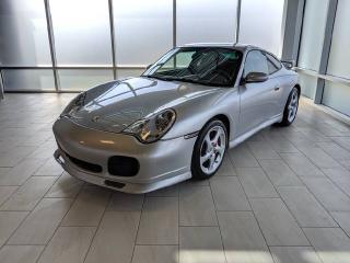 Used 2005 Porsche 911 Carrera 4S | Sport Exhaust | Manual | Aerokit | Full Leather | BOSE for sale in Edmonton, AB