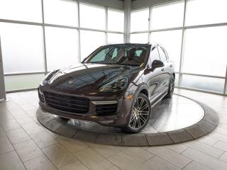 Used 2015 Porsche Cayenne TURBO | Premium Plus | Loaded | No Accidents | 1 Owner for sale in Edmonton, AB