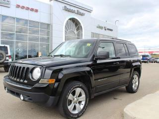 Used 2014 Jeep Patriot SPORT for sale in Peace River, AB