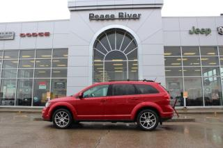 Used 2015 Dodge Journey R/T 4dr AWD Sport Utility for sale in Peace River, AB