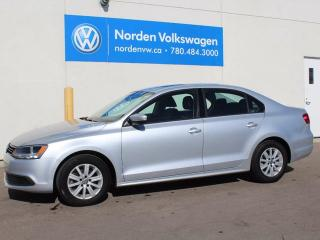 Used 2014 Volkswagen Jetta 2.0 COMFORTLINE for sale in Edmonton, AB