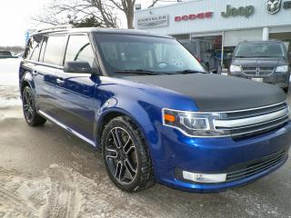 Used 2013 Ford Flex limited for sale in Owen Sound, ON