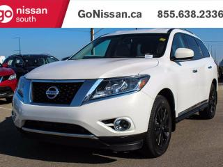 Used 2014 Nissan Pathfinder LEATHER, AWD, HEATED SEATS!! for sale in Edmonton, AB