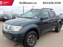 Used 2015 Nissan Frontier Navigation, Leather, crew cab for sale in Edmonton, AB