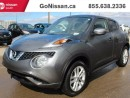 Used 2015 Nissan Juke back up cam. push button start & Auto!!. Low km's!! for sale in Edmonton, AB