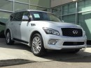 Used 2015 Infiniti QX80 TECH/LANE DEPARTURE/AROUND VIEW MONITOR/BLIND SPOT/DVD for sale in Edmonton, AB
