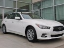 Used 2015 Infiniti Q50 AROUND VIEW MONITOR/LANE DEPARTURE/BLIND SPOT/HEATED SEATS for sale in Edmonton, AB