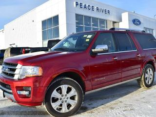 Used 2015 Ford Expedition Max Platinum for sale in Peace River, AB