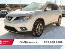 Used 2015 Nissan Rogue Navigation, Panoramic Sunroof, Heated Leather Seats for sale in Edmonton, AB