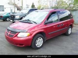 Used 2005 Dodge Caravan for sale in New Glasgow, NS