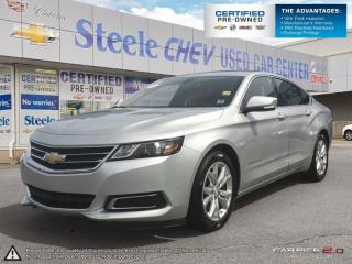 Used 2017 Chevrolet Impala LT - #1 Ranked Best Price and Best Overall Value!! for sale in Dartmouth, NS