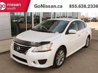 Used 2013 Nissan Sentra SR PREM PACKAGE!!! SPORTY CAR for sale in Edmonton, AB