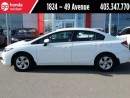 Used 2015 Honda Civic for sale in Red Deer, AB