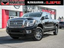 Used 2016 Nissan Titan XD PLATINUMRESERVE, NAVIGATION, INTELLIGENT KEY, CUMMINS TURBO, LEATHER for sale in Orleans, ON