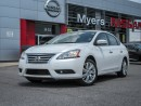 Used 2013 Nissan Sentra SL, NAV, LEATHER, SUNROOF for sale in Orleans, ON