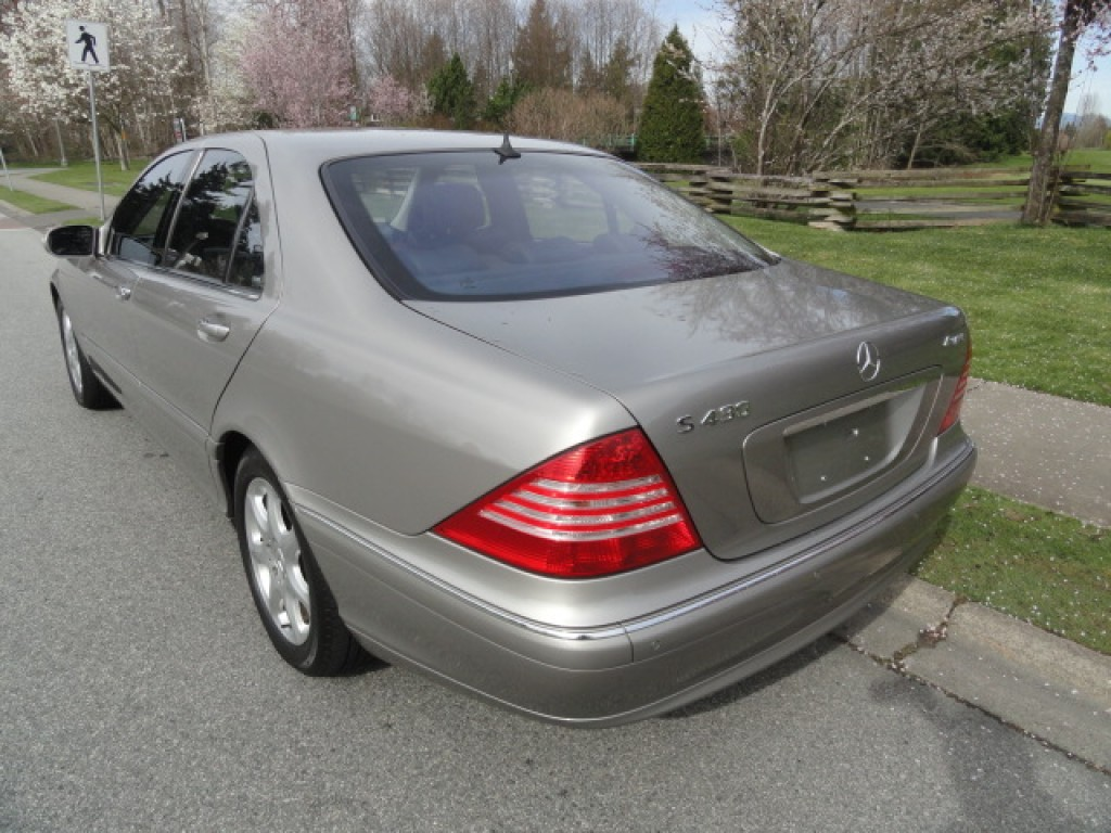 Used 2006 mercedes benz s430 4matic 4matic for sale in for 2006 s430 mercedes benz