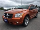 Used 2011 Dodge Caliber Sunroof - Nav - Heated Leather for sale in Norwood, ON