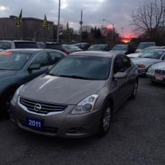 Used 2011 Nissan Altima Pre-Owned Certified- EVERYONE IS APPROVED for sale in Scarborough, ON